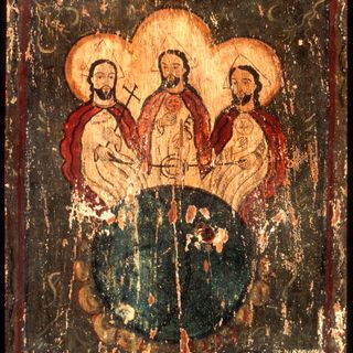 God in Three Persons