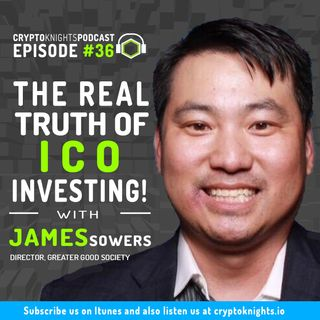 Episode 36- THE REAL TRUTH OF ICO INVESTING!
