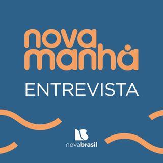 NOVA MANHÃ ENTREVISTA: Hugo Possolo, Secretário Municipal de Cultura Municipal de Cultura de São Paulo