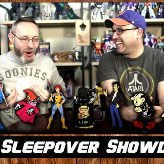 80's Sleepover Showdown