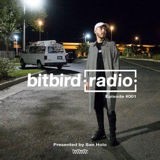San Holo Presents: bitbird radio #001