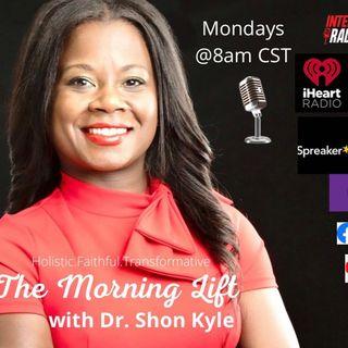 The Morning Lift/1st Lady Sonya Chapman