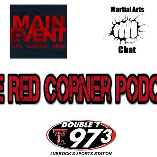 In The Red Corner Podcast