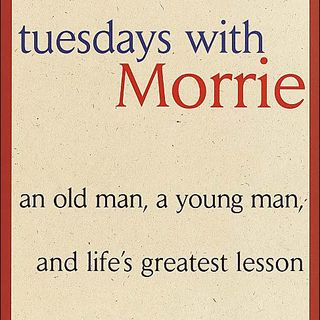 Mitch Albom 20th Anniversary of Tuesdays With Morrie
