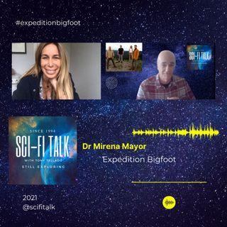 Dr Mirena Mayor Of Expedition Bigfoot