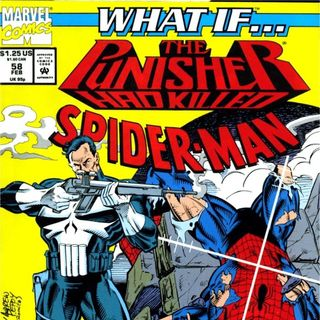 """Unspoken Issues #35 - """"What If…?!"""" #58"""