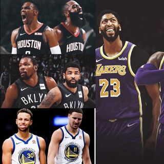 Top 5 Temporada 2019/2020 NBA.
