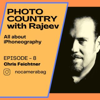 Ep. 8 - No Camera Bag - All about iPhoneography