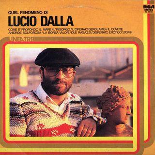 L'Operaio Gerolamo - Lucio Dalla