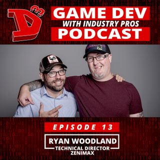 Episode 13 - Ryan Woodland