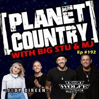 #192 - TCMF Interviews - The Wolfe Brothers & Jody Direen