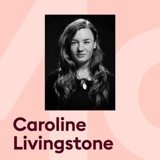 Caroline Livingstone i samtale med Hassan Preisler