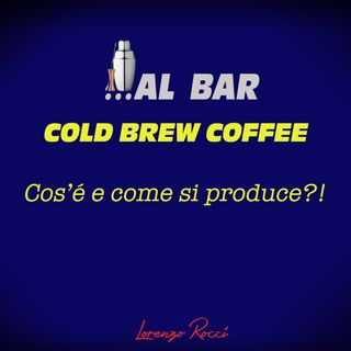 COLD BREW COFFEE reso semplice