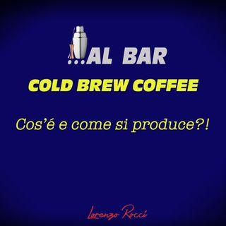 COLD BREW COFFEE reso semplice