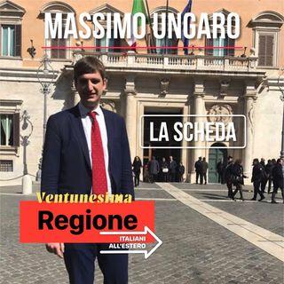 Massimo Ungaro-La scheda