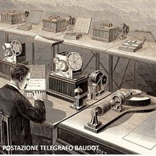Comunicare Prima della Radio - da Eva a Morse