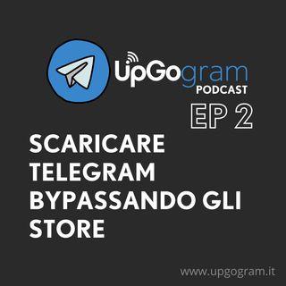 Scaricare Telegram fuori da Google Play Store e App Store