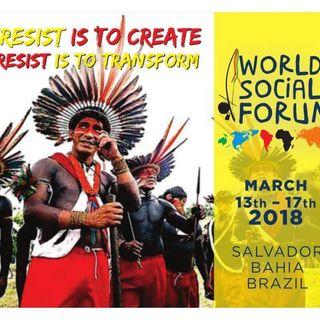 On air dal Forum Sociale Mondiale - part 2