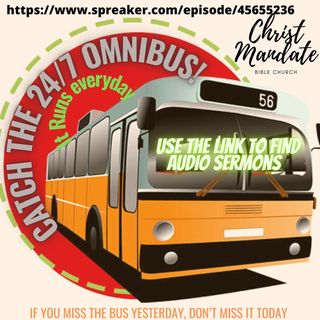"""The Omnibus (part2) """"Stepping Up The Omnibus Now"""""""