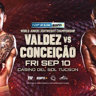 Top Rank Presents: Oscar Valdez vs. Robson Conceição