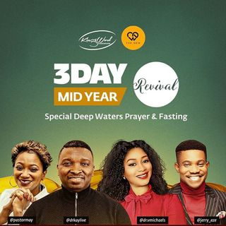 3 Day Midyear Revival Day 3 Session 1 - Rekindling the Supernatural | Dr.Kay with Pastor May Ijisesan