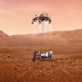 7 More Minutes of Terror: Perseverance Arrives at Mars