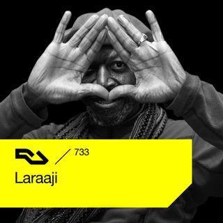 RA.733 Laraaji - 2020.06.22