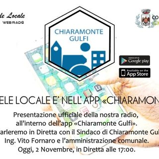 """Radio Tele Locale nell'App """"Chiaramonte Gulfi"""""""