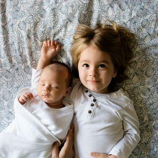 Cuando nació tu segundo hijo... ¿cómo reaccionó el primero?