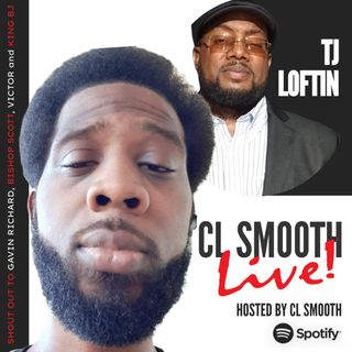 C.L. SMOOTH LIVE, Starring Chak Edwards (SPECIAL GUEST:  TJ LOFTIN)