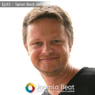 Ep93 - Søren Beck Jensen from Component Creator & Neno Translate