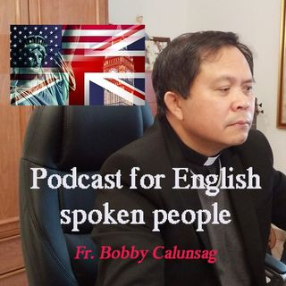 Podcasting for the English spoken people