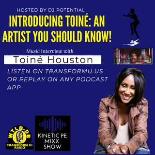 Introducing Toiné: An artist you should know!