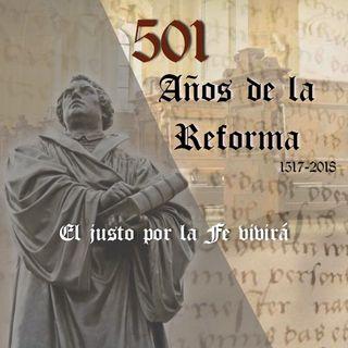 501 AÑOS DE LA REFORMA