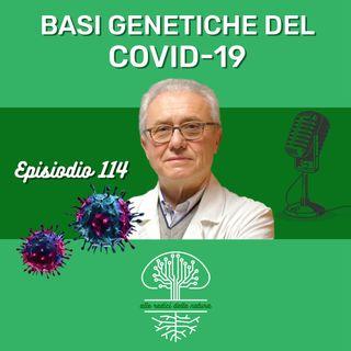 Covid-19: Basi Genetiche