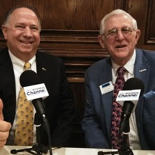 David Coxon Interview at BBA Breakfast on the Buckhead Business Show