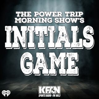 The Power Trip's Initials Game