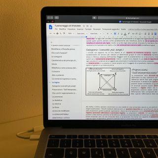 #castelguelfo Computer vs tablet
