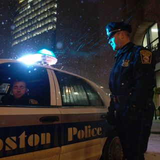 Boston Police, Commuters On Alert After NYC Bombing