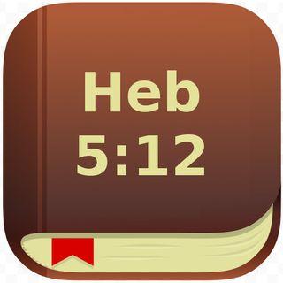 95 -  Hebrajczyków 5:12