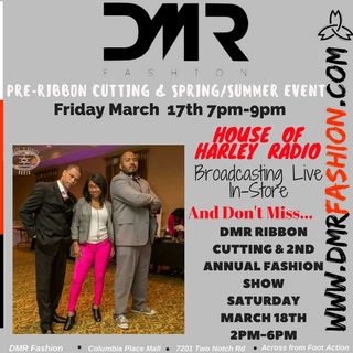 DMR Fashion Pre Ribbon Cutting Show