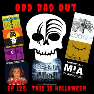 This Is Halloween: ODO 125