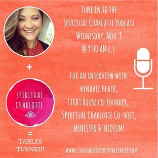 Ep. 48 - Minister, Kendall Heath - Personal Stories on The (Messy) Sacred Path