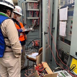 Concluyen pruebas eléctricas en L1