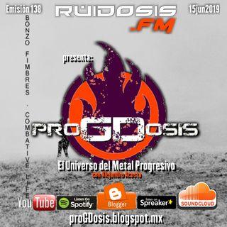 proGDosis 138 - 15jun2019 - Bonzo Fimbres