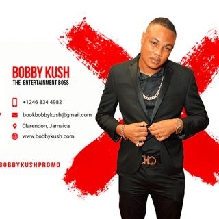 BOBBY KUSH THE ENTERTAINMENT BOSS - POLO PARTY -  2018 BARBADOS