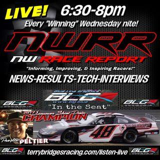NWRR and Super Late Model Monday w/ Preston Peltier