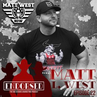 22. Matt West | Announcer, Podcast Host, Gym Owner, Etc...