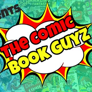 GPR Presents - The Comic Book Guyz: Introductions
