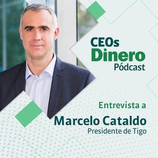Marcelo Cataldo, líder de Tigo Colombia, aborda el futuro de las telco en el pódcast CEOs